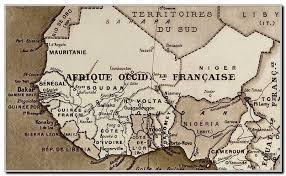 L'Afrique Occidentale Française (A.O.F.)